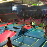 Airbound Trampoline Center Facility Image