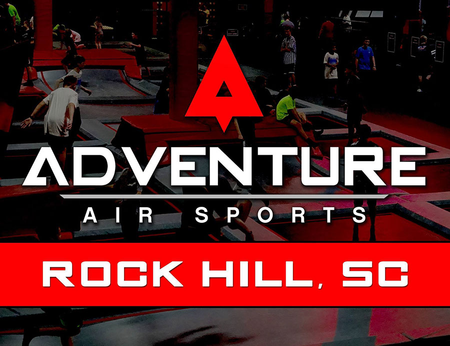Adventure Air Sports Rock Hill Facility Image