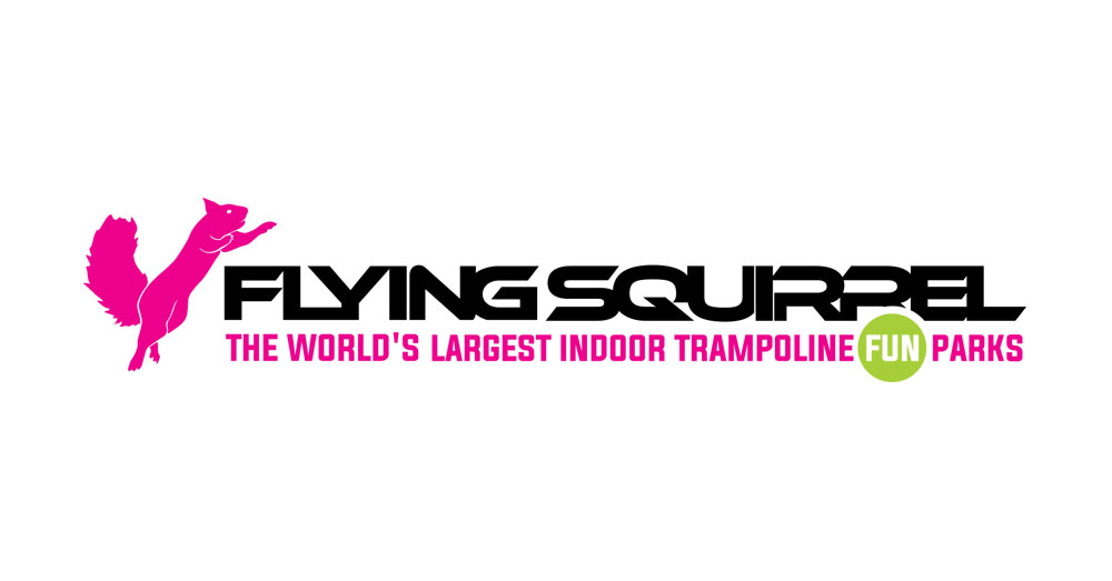 Flying Squirrel Sports Logo